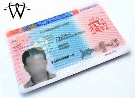 ID number foreigner identity